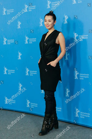 Actress Yu Nan poses for photographers at the photo call for the Film No Man's Land during the International Film Festival Berlinale in Berlin