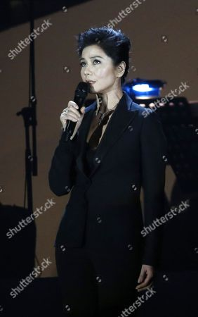 Editorial image of Hong Kong Anita Mui Memorial Concert