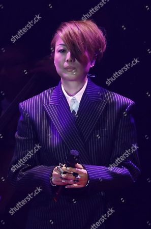 Sammi Cheng Hong Kong singer-actress Sammi Cheng sings during a memorial concert to mark the 10th anniversary of the death of Hong Kong singer-actress Anita Mui in Hong Kong, . Anita Maui was one of the most popular singer-actress in Asia. Mui released 30 Canto-Pop albums, more than 40 movies and held 292 concerts in worldwide. Mui died of cancer at the age of 40, on Dec. 30, 2003
