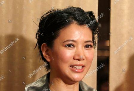 Editorial image of Hong Kong Anita Yuen