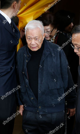 "Vee Meng Shaw Vee Meng Shaw, son of the late Hong Kong movie producer Run Run Shaw, leaves the funeral at Cape Collinson Crematorium in Hong Kong . Run Run Shaw built a Hong Kong movie and TV empire that nurtured rising talents like actor Chow Yun-fat and director John Woo, inspired Hollywood filmmakers such as Quentin Tarantino and produced the 1982 sci-fi classic ""Blade Runner."" Pioneering Hong Kong movie producer Shaw died on Tuesday at the age of 107"