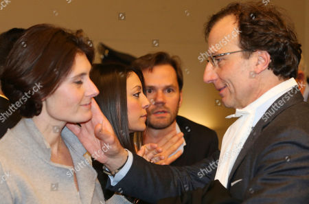 Francesco Maresca, Lyle Kercher, Stephanie Kercher Francesco Maresca, lawyer of Kercher family, right, caresses his assistant, left, as Meredith Kercher's brother Lyle, center right, and sister Stephanie talk after the reading of the verdict for the murder of the British student, in Florence, Italy, . An appeals court in Florence upheld the convictions of U.S. student Amanda Knox and her ex-boyfriend for the 2007 murder of her British roommate. Knox was sentenced to 28 1/2 years in prison, raising the specter of a long legal battle over her extradition. After nearly 12 hours of deliberation Thursday the court reinstated the guilty verdict first handed down against Knox and Raffaele Sollecito in 2009