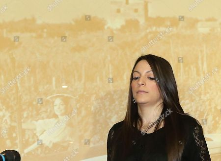 """Stephanie Kercher, Lyle Kercher Meredith Kercher's sister Stephanie arrives for a press conference in Florence, Italy, the day after an appeals court sentenced Amanda Knox to 28 ½ years in prison and her former boyfriend Raffaele Sollecito to 25 years for the 2007 murdering of Meredith Kercher in Perugia, central Italy. For Kercher's family, the verdict was another step in what has been more than six years of uncertainty about how Meredith died and finding justice. """"I think we are still on the journey of the truth and it may be the fact that we don't ever really know what happened that night, which will be something we have to come to terms with,"""" said Stephanie Kercher"""