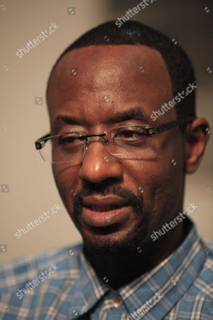Lamido Sanusi, Nigeria's ousted central bank chief speaks during an interview in Lagos, Nigeria