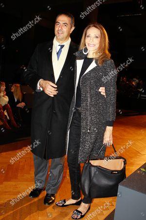 Editorial photo of Paris Fashion Dior, Paris, France