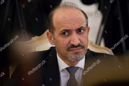 Ahmad Jarba Ahmad Jarba, the head of a delegation of the Syrian National Coalition listens to Russian foreign minister Sergey Lavrov in Moscow on . Russia's deputy foreign minister says Syria could complete its shipment of chemical weapons out of the country by March