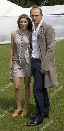 Matt Dawson and Joanne Salley