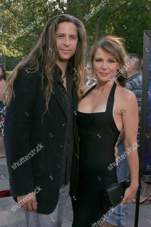 Dedee Pfeiffer and boyfriend John