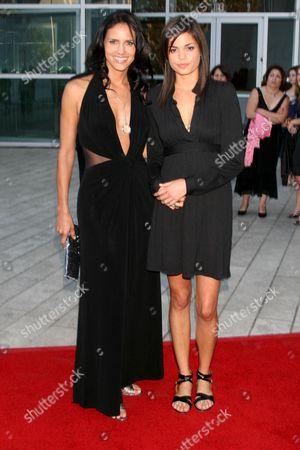 Paola Turbay and Lina Esco