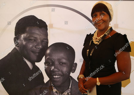 Editorial picture of South Africa Ndileka Mandela Foundation, Johannesburg, South Africa