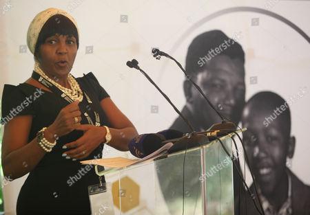Editorial image of South Africa Ndileka Mandela Foundation, Johannesburg, South Africa