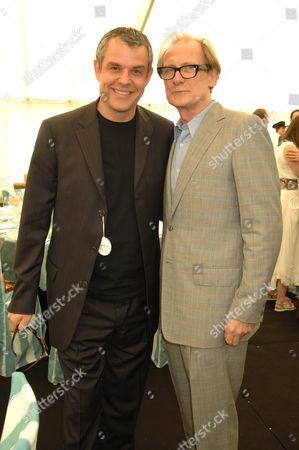 Danny Houston and Bill Nighy