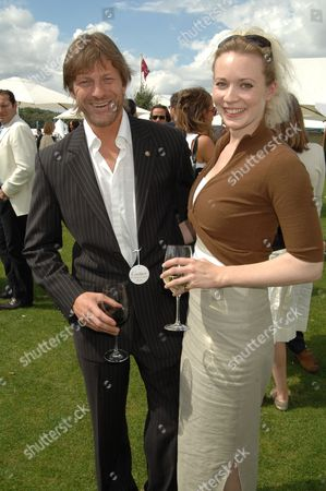 Sean Bean with girlfriend Georgina Sutcliffe