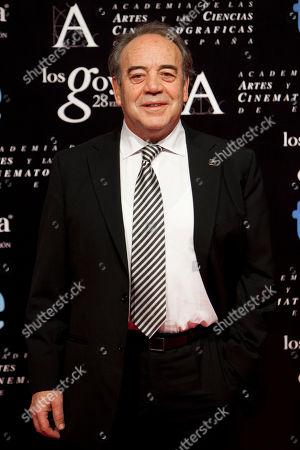 Editorial photo of Spain Nominees Goya Awards 2014, Madrid, Spain