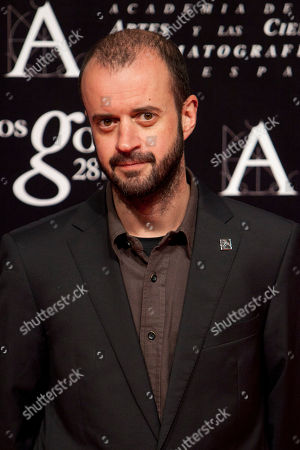 Fernando Franco Spanish director Fernando Franco poses for photographers before the Gala of Nominees to Goya Awards 2014 in Madrid, Spain