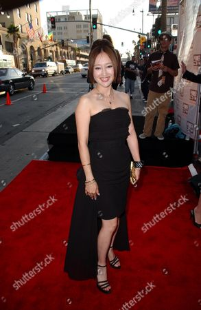Editorial photo of 'Rush Hour 3' film premiere, Los Angeles, America - 30 Jul 2007
