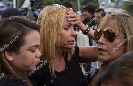 Shia Bertoni Venezuelan T.V. presenter Shia Bertoni, center, joins a protest against the murder of Monica Spear and her ex-husband Henry Thomas Berry in Caracas, Venezuela, . Venezuelan authorities say the former Miss Venezuela and her ex-husband were shot and killed resisting a robbery after their car broke down late Monday, Jan. 6, 2014 near Puerto Cabello, Venezuela's main port