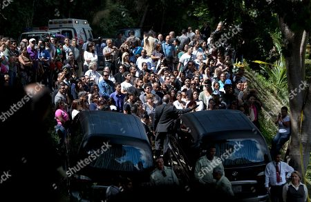 Editorial photo of Venezuela Slain Actress, Caracas, Venezuela