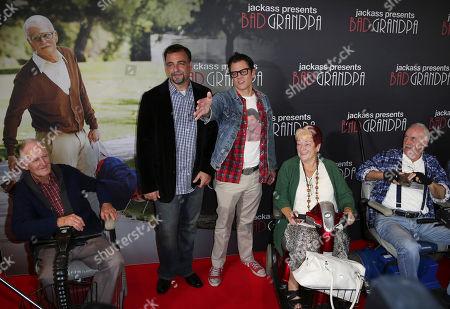 Editorial picture of Australia Premiere Bad Grandpa, Sydney, Australia