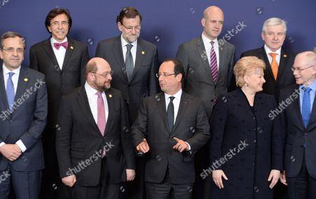 Editorial photo of Belgium Europe Summit, Brussels, Belgium