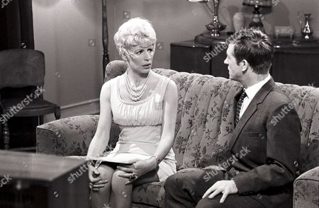 'Your Name's Not God It's Edgar' - Phoebe / Win Bewley [Yootha Joyce] and Edgar [Alfred Lynch]