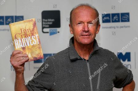 Editorial picture of Britain Man Booker Prize, London, United Kingdom