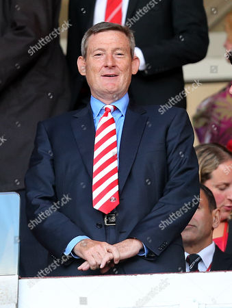 Ellis Short Sunderland's owner Ellis Short, looks on from the stand ahead of their English Premier League soccer match against Liverpool at the Stadium of Light, Sunderland, England