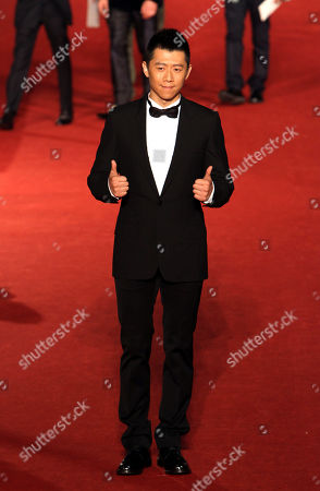 Xia Yu Chinese actor Xia Yu poses on the red carpet at the 50th Golden Horse Awards in Taipei, Taiwa. At the 68th international Cannes international film festival The Ghouls' ensemble enjoys fun camaraderie