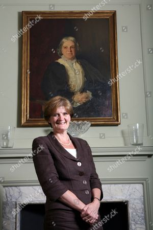 Fiona Reynolds the Director General of the National Trust