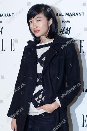 Editorial photo of France H&M Isabel Marant, Paris, France