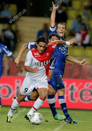 Editorial image of France Soccer League One, MONACO, Monaco