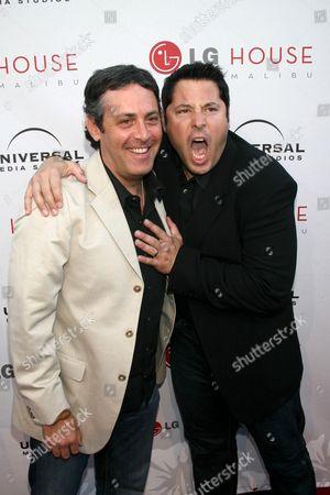 Editorial image of Universal Media Studios Emmy Party, Malibu, Los Angeles, America - 02 Aug 2007