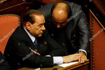 Editorial picture of Italy Politics, Rome, Italy