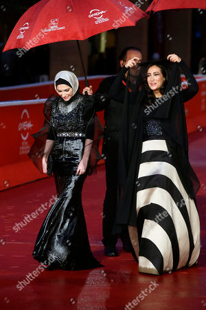 Editorial picture of Italy Rome Film Festival Border Red Carpet, Rome, Italy