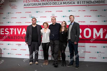 Editorial image of Italy Rome Film Festival Sorrow and Joy Photo Call, Rome, Italy