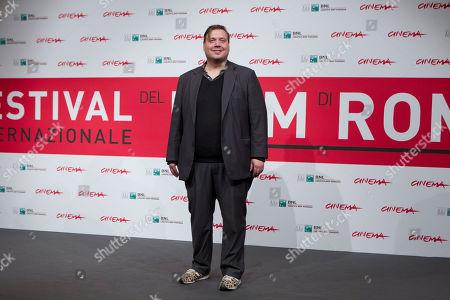 Editorial photo of Italy Rome Film Festival Sorrow and Joy Photo Call, Rome, Italy