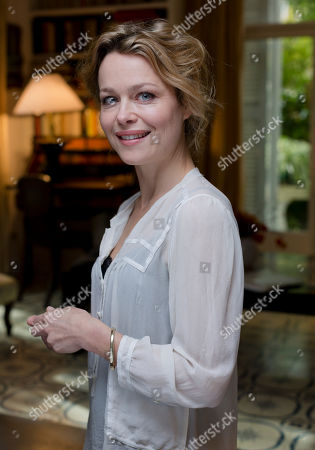 Helle Fagralid Actress Helle Fagralid poses for portraits at the 8th edition of the Rome International Film Festival in Rome, . Fagralid is presenting her latest movie 'Sorrow and joy