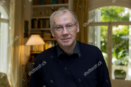 Nils Malmros Director Nils Malmros poses for portraits at the 8th edition of the Rome International Film Festival in Rome, . Malmros is presenting his latest movie 'Sorrow and joy
