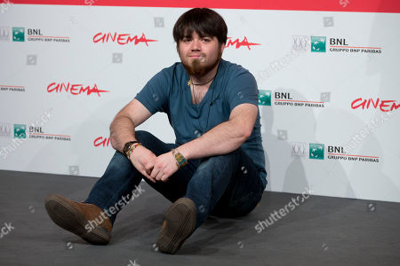 Diego Ayala Director Diego Ayala poses during the photo call of the movie 'Volantin cortao', at the 8th edition of the Rome International Film Festival, in Rome