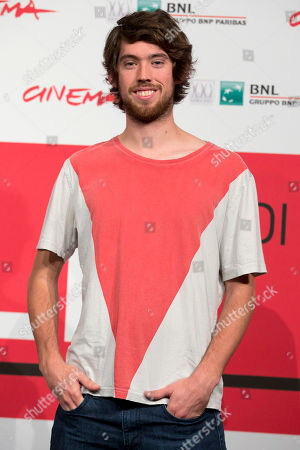 Anibal Jofre Director Anibal Jofre´ poses during the photo call of the movie 'Volantin cortao', at the 8th edition of the Rome International Film Festival, in Rome