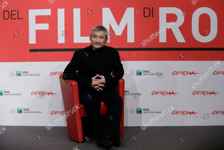 Editorial picture of Italy Rome Film Festival Young Detective Dee: Rise of the Sea Dragon Photo Call, Rome, Italy