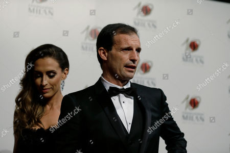 Editorial picture of Italy Soccer Charity Party, Milan, Italy