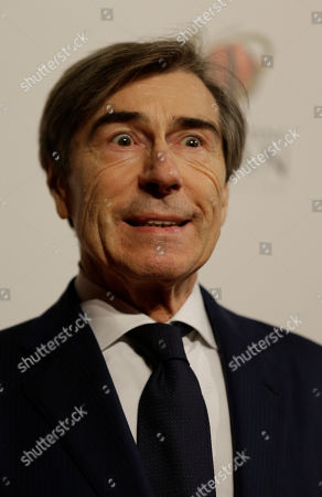 Stock Photo of Ariedo Braida arrives to attend the 'Foundation Milan', 10 years anniversary party in Milan, Italy, . Milan Foundation is a public charity that is tied to the Milan Group's wider context of responsibility and sustainability