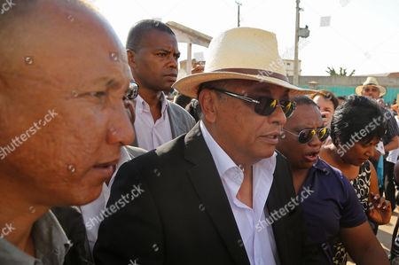 Editorial picture of Madagascar Elections, Antananarivo, Madagascar