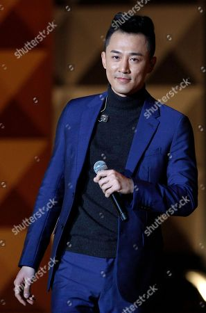 Raymond Lam Hong Kong singer Raymond Lam performs during the 13th Global Chinese Music Awards in Kuala Lumpur, Malaysia