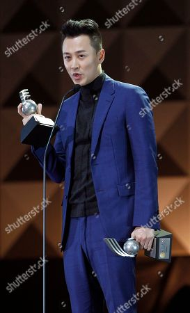 Raymond Lam Hong Kong singer Raymond Lam speaks after receiving the Media Recommendation Award, during the 13th Global Chinese Music Awards in Kuala Lumpur, Malaysia