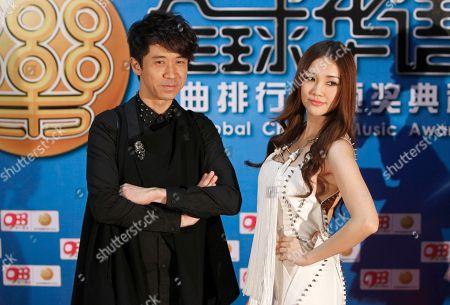Editorial picture of Malaysia Global Chinese Music Awards, Kuala Lumpur, Malaysia