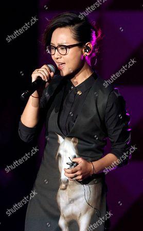 Editorial photo of Malaysia Global Chinese Music Awards, Kuala Lumpur, Malaysia