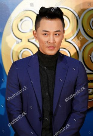 Raymond Lam Hong Kong singer Raymond Lam poses for photographers on the red carpet at the 13th Global Chinese Music Awards in Kuala Lumpur, Malaysia