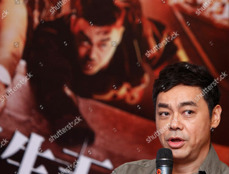 "Sean Lau Hong Kong actor Sean Lau speaks during a press conference to promote his latest film ""Inferno"" in Petaling Jaya, near Kuala Lumpur, Malaysia"